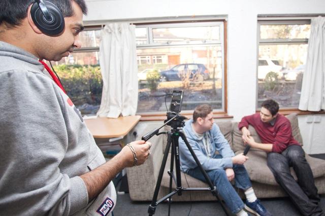 recording multi media